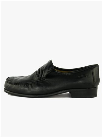 Dubarry Dime Slip On Dress Shoe Black  - Click to view a larger image