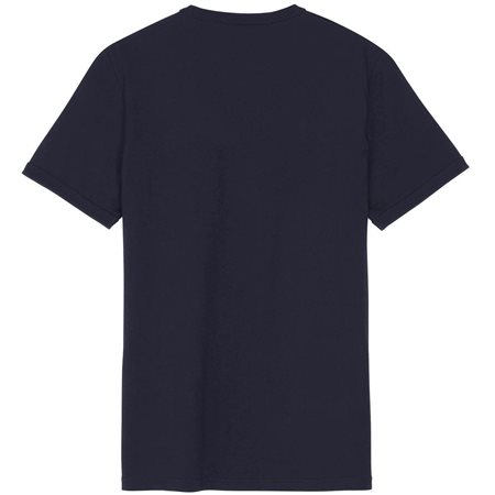 Fred Perry Navy Ringer T-Shirt 3