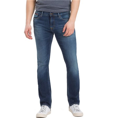 6364c0b3 Tommy Jeans Wilson Mid Blue Scanton Slim Jeans | Looking for a deal ...