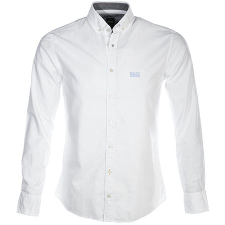 BOSS White Epreppy Shirt  - Click to view a larger image