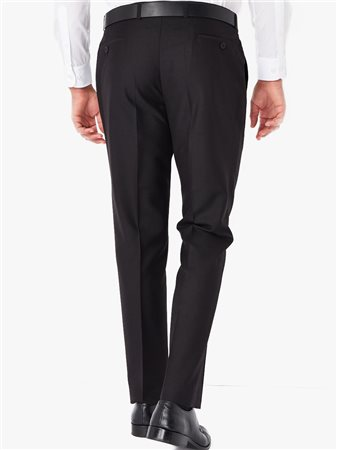 Remus Uomo Clothing Remus Dress Trouser Black  - Click to view a larger image