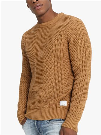 Jack & Jones Core Crew Neck Sweater  - Click to view a larger image