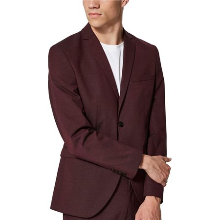 Selected Homme Selected Slim Noos Blazer Fudge  - Click to view a larger image