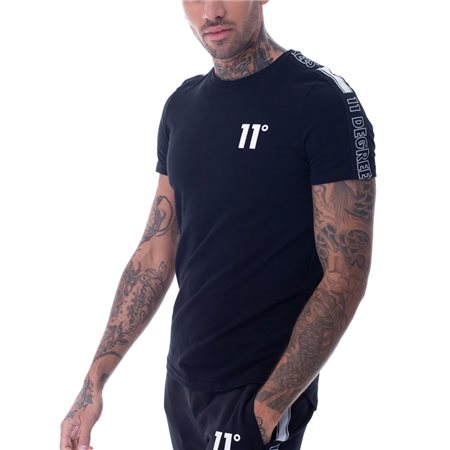 11 Degrees Black Optum T-Shirt  - Click to view a larger image