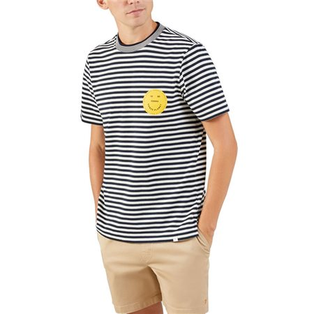Farah True Navy Sunrise T-Shirt  - Click to view a larger image