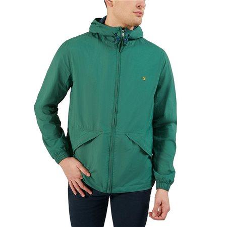 Farah Farah Astoria Hooded Coat  - Click to view a larger image