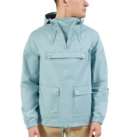 Farah Light Turqoise Hartnoll Jacket  - Click to view a larger image
