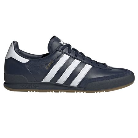 adidas Originals Navy Jeans Trainer  - Click to view a larger image