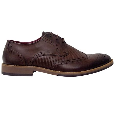 Base London Hewitt Burnished Brogue  - Click to view a larger image