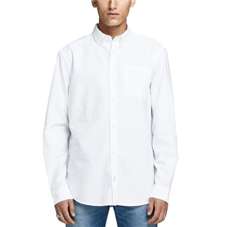 Jack & Jones Essentials Classic Long Sleeved Shirt  - Click to view a larger image