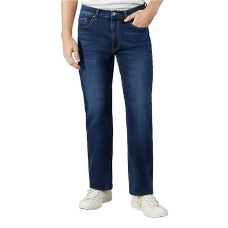 Farah Jeans Rinsed Chead Stretch Denim Jeans  - Click to view a larger image