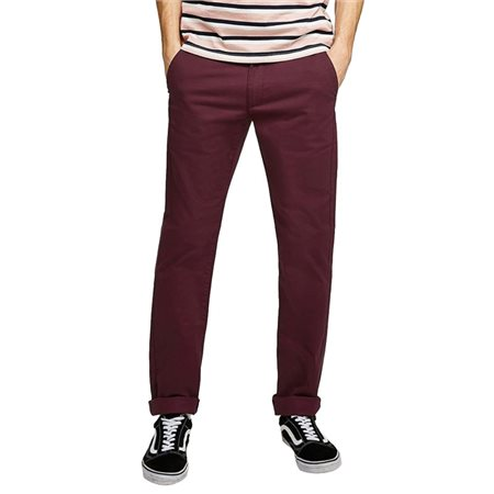 Farah Elm Chino Farah Red  - Click to view a larger image