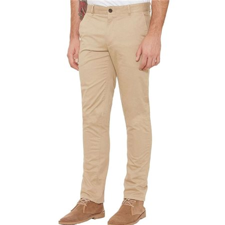 Farah Elm Twill Chino Camel  - Click to view a larger image