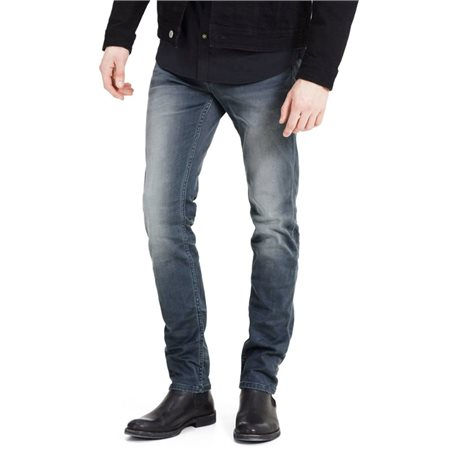 Jack & Jones Intelligence  Tim Leon 079 Slim Fit Jeans  - Click to view a larger image