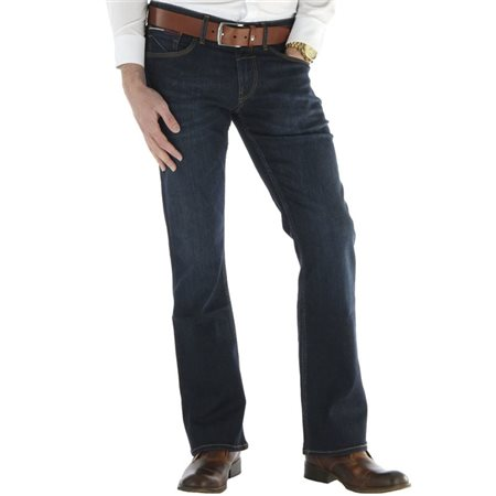 Tommy Jeans Sirocco Raw Comfort Ryan Bootcut Jeans  - Click to view a larger image