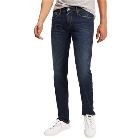 Tommy Jeans Dark Comfort Ryan Straight Jean  - Click to view a larger image
