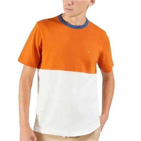 Farah Goldfish Ewood T-Shirt  - Click to view a larger image