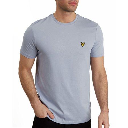 Lyle & Scott Plain Crew Neck T-Shirt  - Click to view a larger image