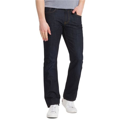 Tommy Hilfiger Clean Blue Mercer Regular Fit Straight Leg Jeans  - Click to view a larger image