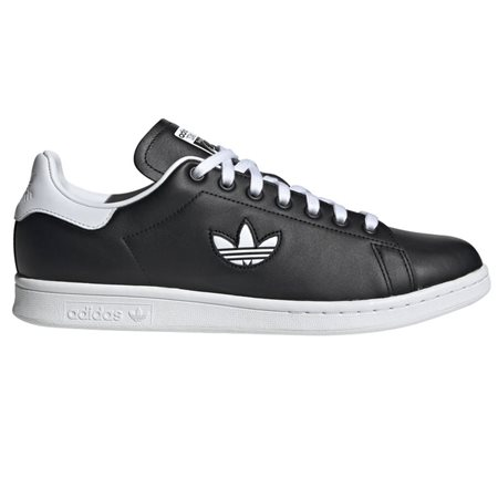 huge discount 2d89e aed61 Black / Cloud White Stan Smith Trainers - 7