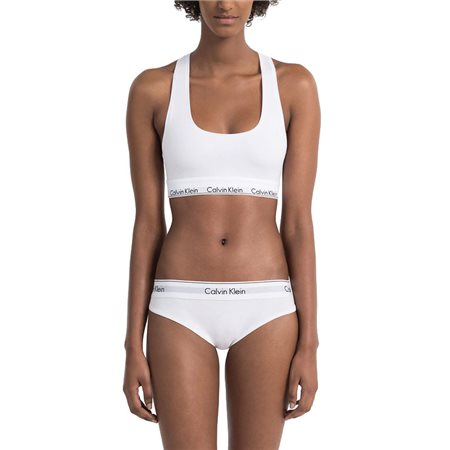 Calvin Klein White Modern Cotton Bikini Briefs 3