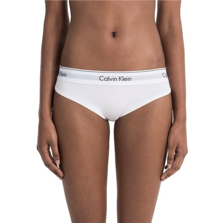 Calvin Klein White Modern Cotton Bikini Briefs 1
