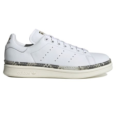 reputable site f8e70 2a2d5 White Stan Smith New Bold Shoes - 4