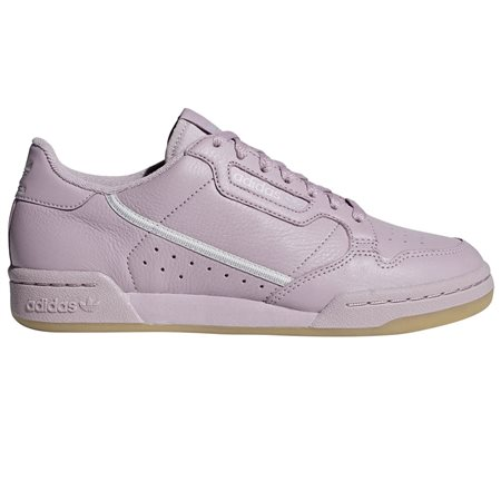 adidas Originals Pink Continental 80 Trainers  - Click to view a larger image