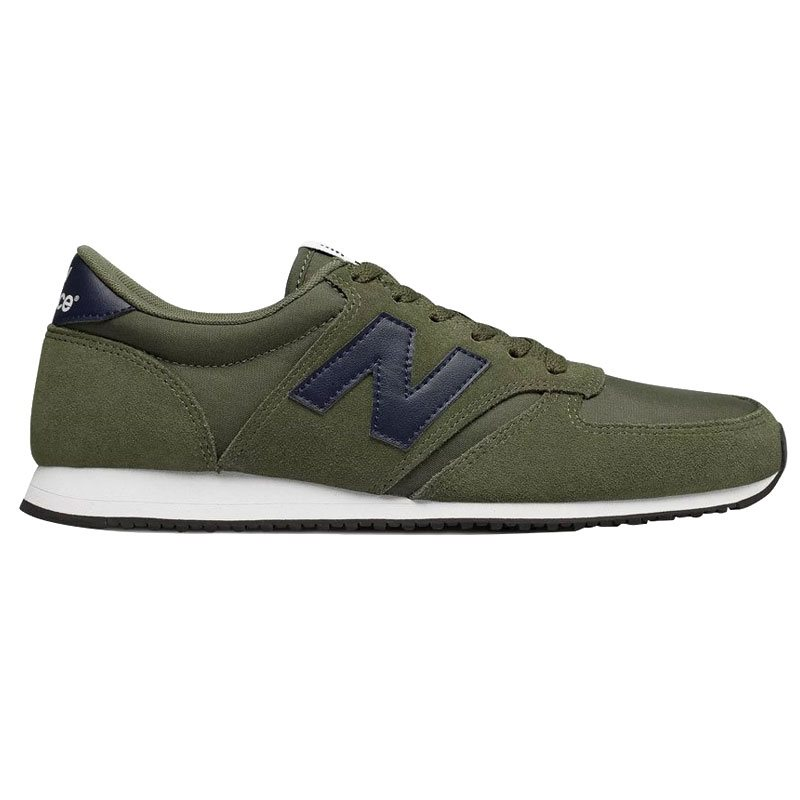 low priced d1c74 f3c89 New Balance 420 Trainer Green - Click to view a larger image