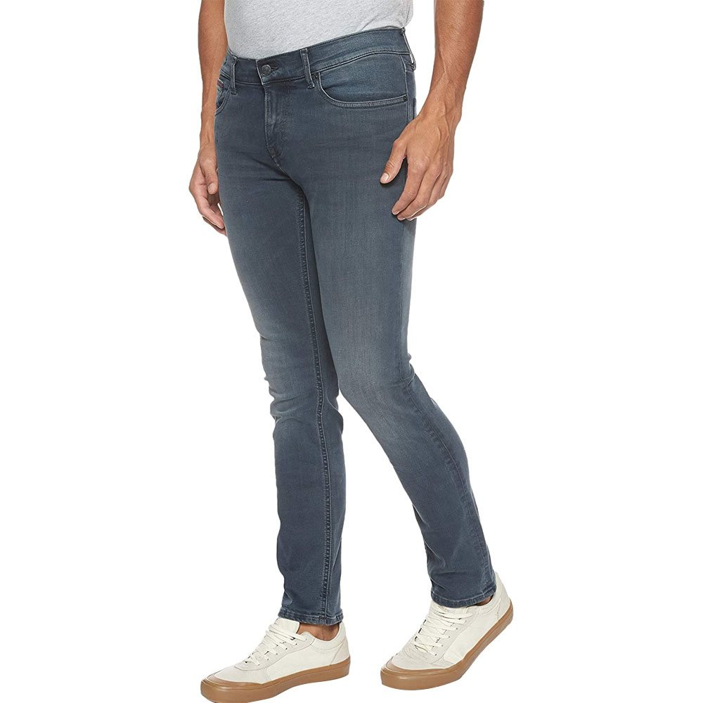 b990a1c5 Tommy Jeans Dynamic Mlt Bk Slim Scanton Jeans - Click to view a larger image