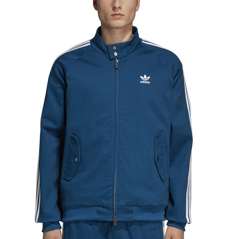 d9b7903f adidas Originals Legend Marine Cw Herrington Jacket - Click to view a  larger image