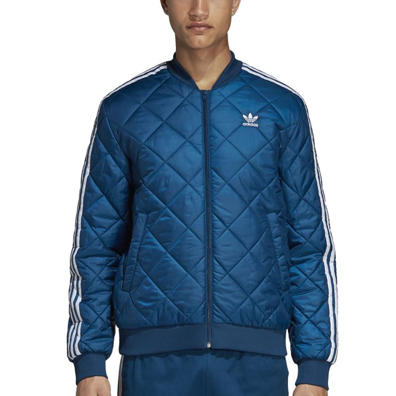 Vestes Adidas Originals Homme Adidas Originals Sst Quilted