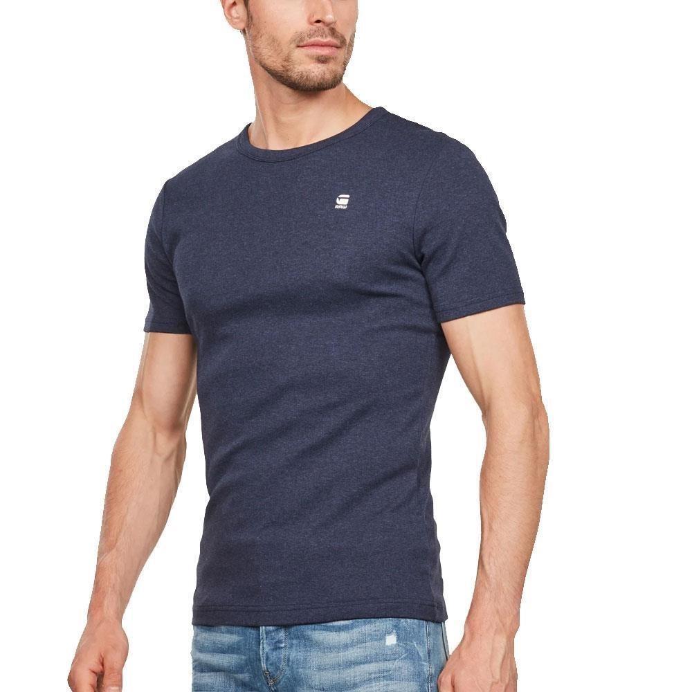 best sneakers 76c27 6d1e4 Sartho Blue Heather Daplin T-Shirt - M